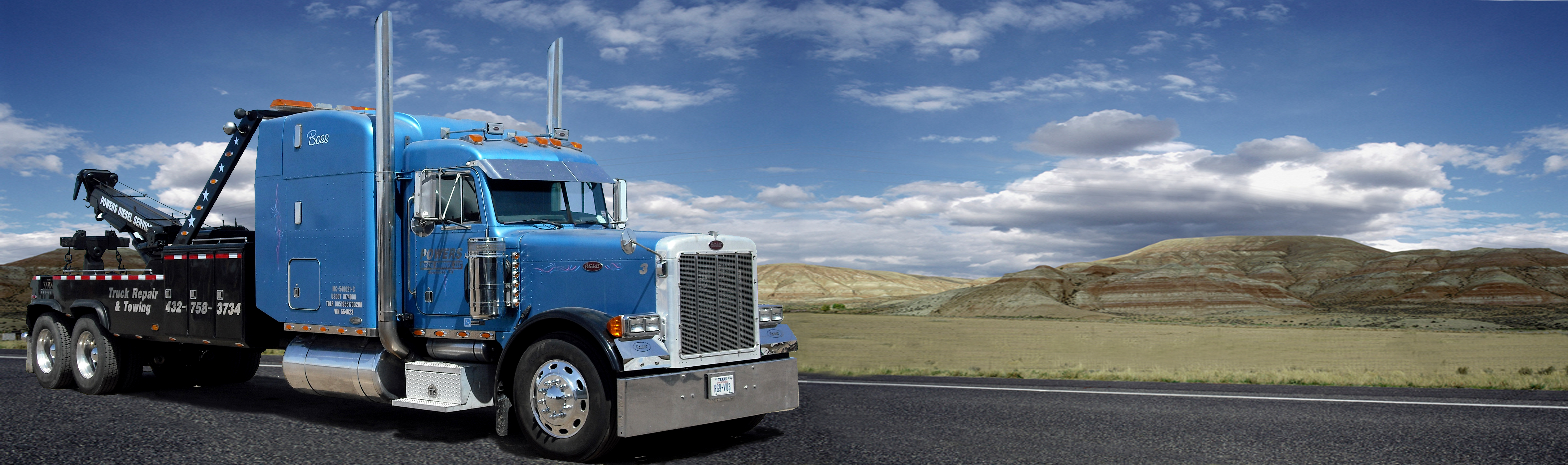 POWERS TRUCK AND TRAILER SALES, LLC